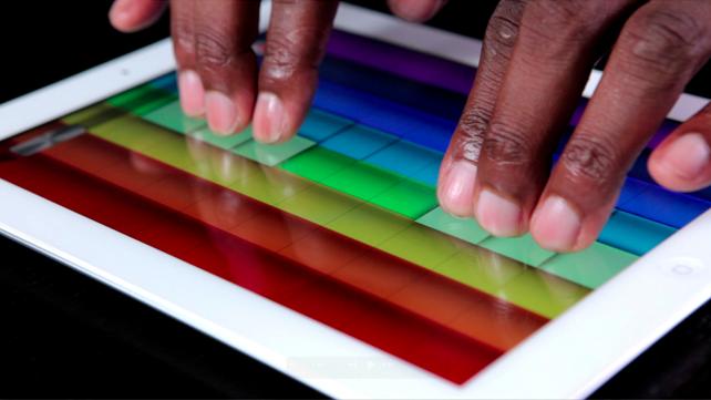 Fingertip Maestro App